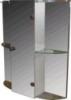 UMT (Украинские Зеркальные Технологии) Шкаф зеркальный  4 ШП 650*800*150 мм