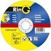Диск для угловой шлифмашинки RinG Круг отрезной по металлу 180x2x22mm