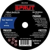 Диск для угловой шлифмашинки SPRUT Круг отрезной по металлу 180x1.6x22mm