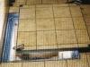"""Ревизионный люк  напольный  заполняемый """"Light"""" со съемной крышкой и резиновыми уплотнителями 800х800 мм"""