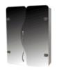 UMT (Украинские Зеркальные Технологии) Шкаф зеркальный  5 ШП 500*700*135 мм