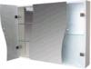 UMT (Украинские Зеркальные Технологии) Шкаф зеркальный  10 ШП с подсветкой 800*600*135 мм