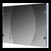UMT (Украинские Зеркальные Технологии) Шкаф зеркальный  14 ШП 800*600*135 мм