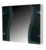 UMT (Украинские Зеркальные Технологии) Шкаф зеркальный  15 ШП 800*600*135 мм