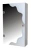 UMT (Украинские Зеркальные Технологии) Шкаф зеркальный  24 ШП 400*600*135 мм