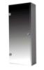 UMT (Украинские Зеркальные Технологии) Шкаф зеркальный  27 ШП 300*800*135 мм