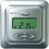 Raychem Термостат R-TA-S с ЖК дисплеем, регулирование по температуре пола/воздуха, серебристый, IP21
