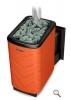 Термофор Классическая дровяная печь-каменка среднего класса ТУНГУСКА 16 Антрацит VITRA (2011)