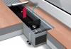 Mohlenhoff Внутрипольные конвекторы ESK - электрический теплообменник