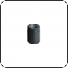 TarnaVva труба металлическая черная 0,25м