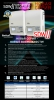 TM Rucelf Стабилизаторы электромеханические 1-ф. (настенное исполнение, LCD индикация) SDW.II-12000-L