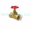 Вентиль муфтовый 15Б1п Ду 15 мм