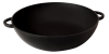 Сотейник чугунный 240х60 мм с крышкой