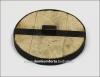 Жароотсекатель шамотный для тандыра (350 мм)