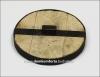 Жароотсекатель шамотный для тандыра 27 см