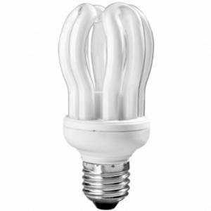 ELECTRUM Лампа энергосберегающая FC-406L 15W E27 2700K