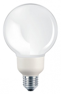 Philips Энергосберегающая лампа в форме шара Softone