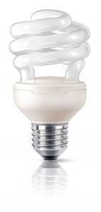 Philips Энергосберегающая лампа в форме спирали Tornado