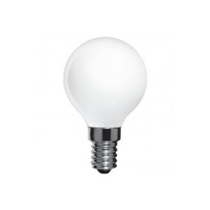 ELECTRUM Лампа шар 25W E14 мат.