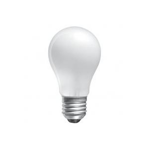ELECTRUM Лампа D55 25W E27 мат.