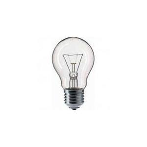 Pila Лампа накаливания Pila Е27 100W A55 прозрачная