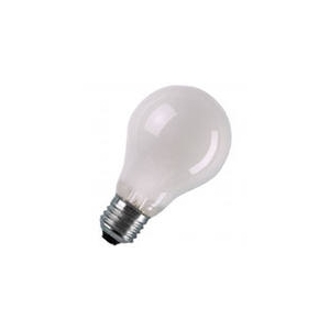 Pila Лампа накаливания Pila Е27 100W A55 матовая