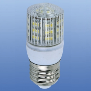 brille LED E27 230V 48pcs WW 3528 SMD