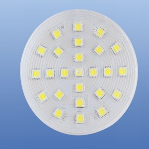 brille LED GX53 230V 25pcs WW 5050 SMD