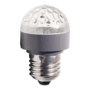 brille PC 1,2W/230V E27 IP44 LED YELLOW Br