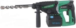 Hitachi Аккумуляторный перфоратор DH24DV