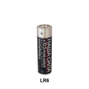 НАША СИЛА Алкалиновые батарейки второго поколения LR6 EXTRA G2