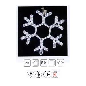 DELUX Мотив Snowflake(LED)