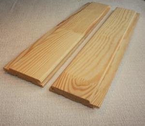 Довгальлес Вагонка деревянная