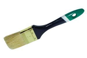 """Favorit Кисть флейцевая тип """"Английская"""", пластиковая ручка 01-020"""