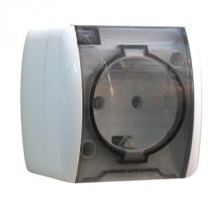 EL-BI Розетка электрическая ALSU 5540200218-Y