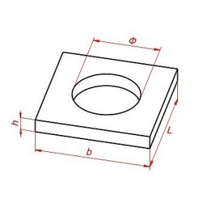 УК Фривел ПП 10-2 (квадратная)