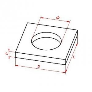 УК Фривел ПП 15(квадратная)