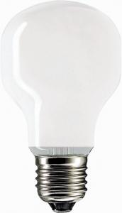 Philips Лампа накаливания Softone 75W E27 230V T55 WH 1CT