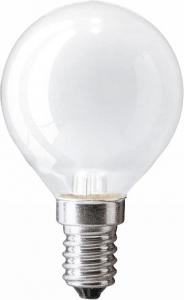 Philips Standard Лампа накаливания 60W E14 230V P45 FR 2CT