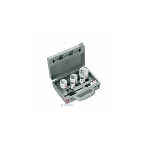 Bosch Набор коронок  BiM Wood/Metal 6 шт.