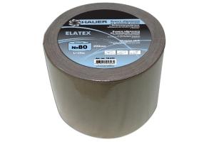 Hauer Бумага наждачная на тканевой основе ELATEX, 200 мм х 50 м,18-614