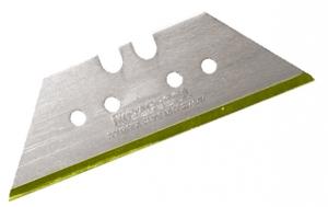 KRAFTOOL Лезвие  трапециевидное тип А24, покрыт нитрид титана, 19х59х0,65мм