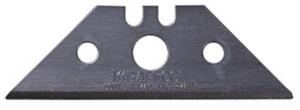 KRAFTOOL Лезвие  трапециевидное, тип B23, 58,9х18,7х0,43мм, 5шт.