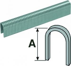 FIT Скобы для степлера  круглые 500 шт., 10 мм