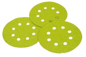 Spitce Круг абразивный с отверстиями 125мм, 5шт.18-452