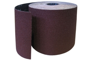 Spitce Бумага наждачная на тканевой основе 200мм х 50м,18-602