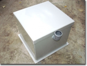 ПолимерКомплект Сепаратор жира( ПОД МОЙКУ)СЖ 0,5-0,045
