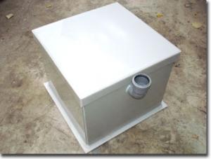 ПолимерКомплект Сепаратор жира( ПОД МОЙКУ)СЖ 1-0,1
