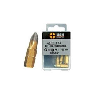 USH Биты  Pz 3 25 мм (50шт)