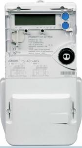 ACTARIS Электронный многофункциональный счетчик электроэнергии ACE 6000